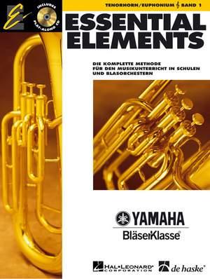 Paul Lavender_John Higgins: Essential Elements Band 1 - für Tenorhorn (TC)