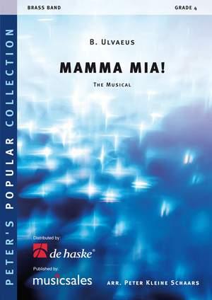 Björn Ulvaeus_Benny Andersson: Mamma Mia!