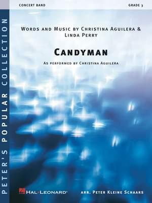 Christina Aguilera_Linda Perry: Candyman