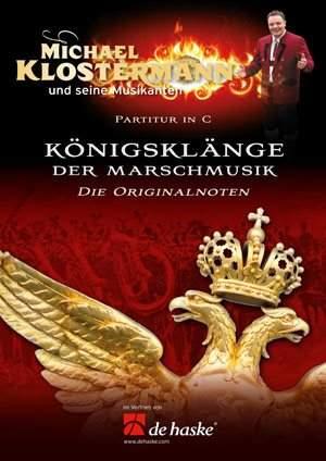 Michael Klostermann: Königsklänge der Marschmusik - Heft 20