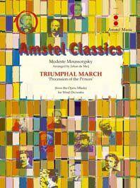 Modest Mussorgsky: Triumphal March