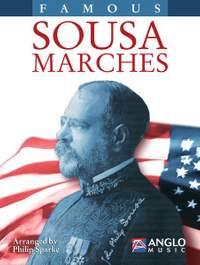 John Philip Sousa: Famous Sousa Marches ( Bb Clarinet 1 )