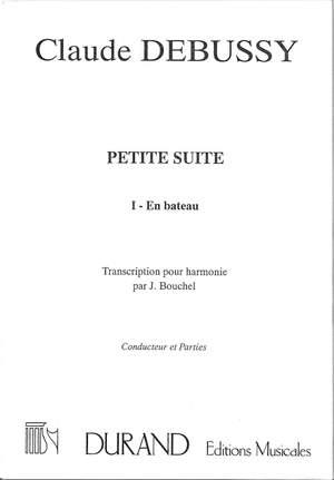 """Claude Debussy: En Bateau, from """"Petite Suite"""""""