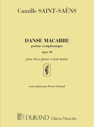 Saint-Saëns: Danse macabre Op.40