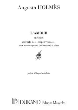 Augusta Holmes: L'Amour
