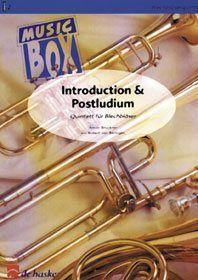 Anton Bruckner: Introduction & Postludium