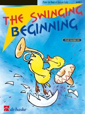 Peter de Boer_Simon Lutz: The Swinging Beginning