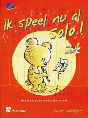 Dinie Goedhart: Ik speel nu al solo!