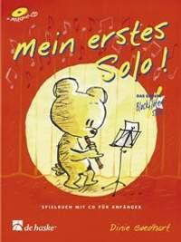 Dinie Goedhart: Mein erstes Solo!