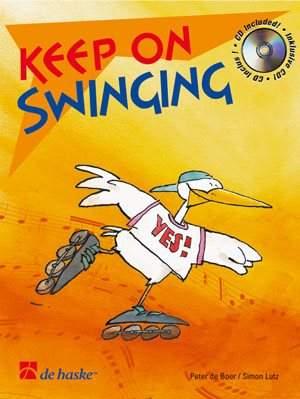 Peter de Boer_Simon Lutz: Keep on Swinging