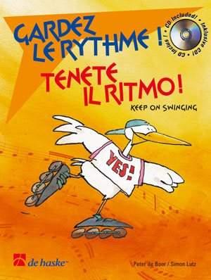 Peter de Boer_Simon Lutz: Gardez le Rythme! / Tenete il Ritmo!
