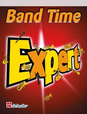 Jacob de Haan: Band Time Expert ( Bb Flugelhorn 1 )
