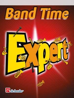 Jacob de Haan: Band Time Expert ( Bb Trumpet 2 )