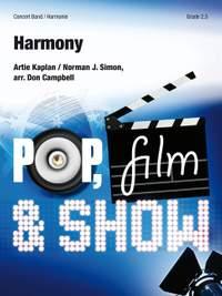 Artie Kaplan_Norman J. Simon: Harmony