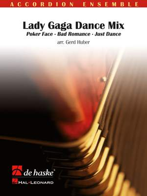 Stefani Germanotta_Nadir Khayat_ RedOne_Aliaune Thiam: Lady Gaga Dance Mix