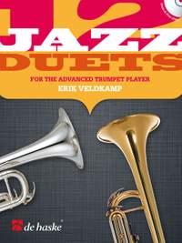 Erik Veldkamp: 12 Jazz Duets