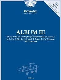 Henry Purcell: Album III (Easy) Band 3