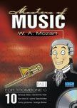 Wolfgang Amadeus Mozart: Masters Of Music - W.A. Mozart