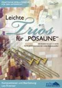 Leo Kremser: Leichte Trios für variable Besetzung