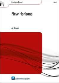 Al Govan: New Horizons