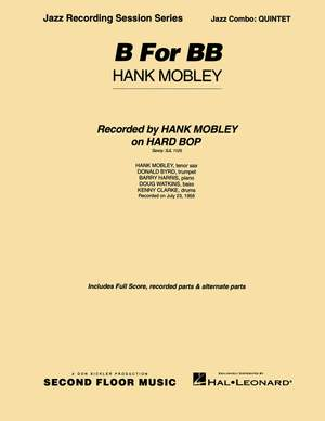 Hank Mobley: B for BB