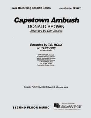 Donald Brown: Capetown Ambush