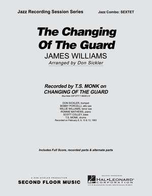 James Williams: The Changing of the Guard