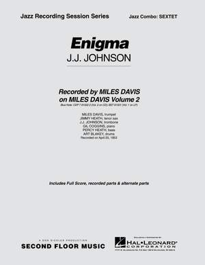 JJ Johnson: Enigma