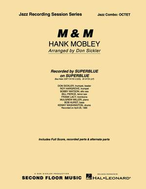 Hank Mobley: M And M