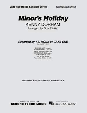 Kenny Dorham: Minor's Holiday
