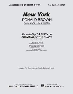Donald Brown: New York