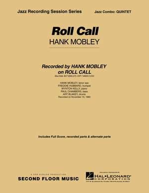 Hank Mobley: Roll Call