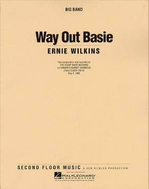 Ernie Wilkins: Way Out Basie Product Image