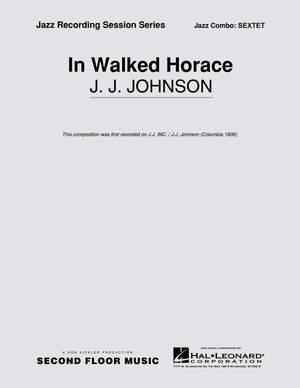 J.J. Johnson: In Walked Horace