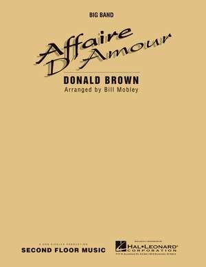 Donald Brown: Affaire D'Amour