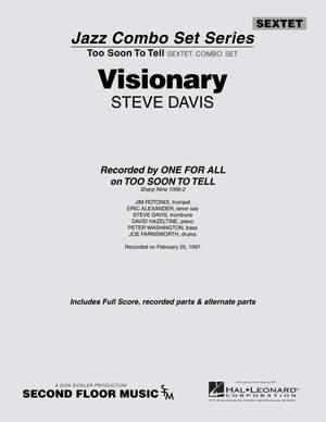 Steve Davis: Visionary Product Image