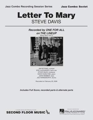 Steve Davis: Letter to Mary Product Image