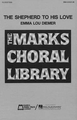 Christopher Marlowe_Emma Lou Diemer: The Shepherd to His Love