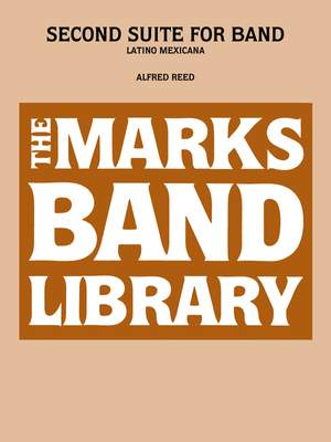 Alfred Reed: Second Suite for Band