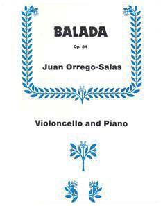 Juan Orrego-Salas: Balada