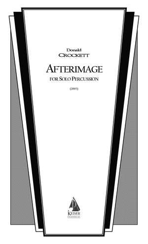 Donald Crockett: Afterimage