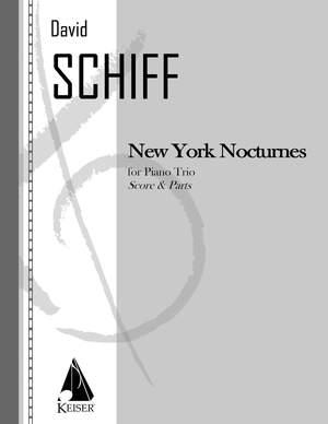 David Schiff: New York Nocturnes