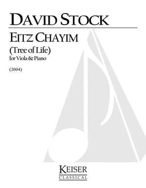 David Stock: Eitz Chazim (Tree of Life)