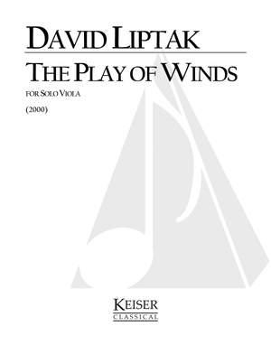 David Liptak: The Play of Winds