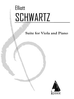 Elliott Schwartz: Suite
