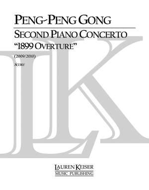 Peng-Peng Gong: Second Piano Concerto