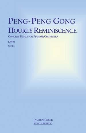 Peng-Peng Gong: Hourly Reminiscence
