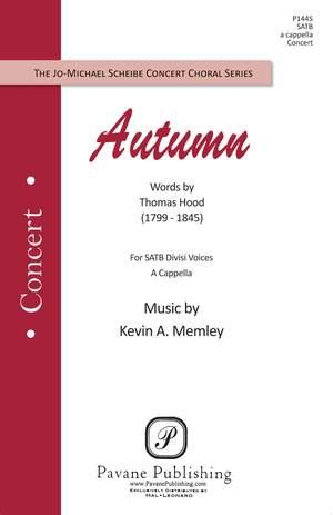 Kevin A. Memley: Autumn