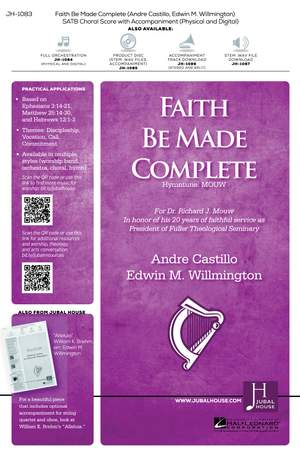 Edwin Willmington: Faith Be Made Complete