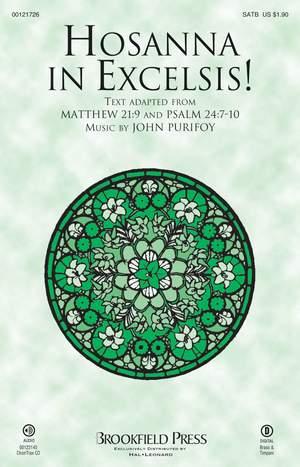 John Purifoy: Hosanna in Excelsis!
